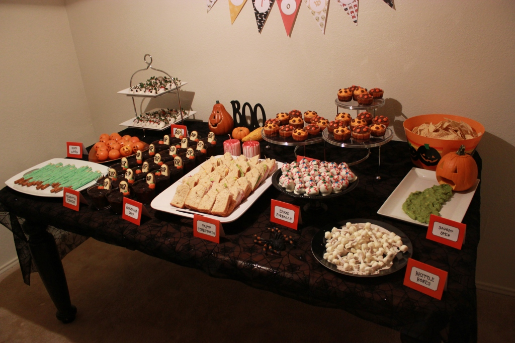 2nd Annual Halloween Party » The Manions